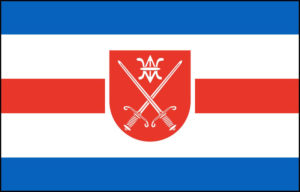 Flagge Niendorf an der Stecknitz