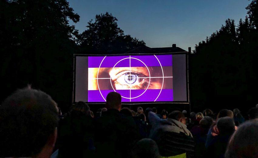 Norddeutscher Open-Air-Tatort Niendorf an der Stecknitz
