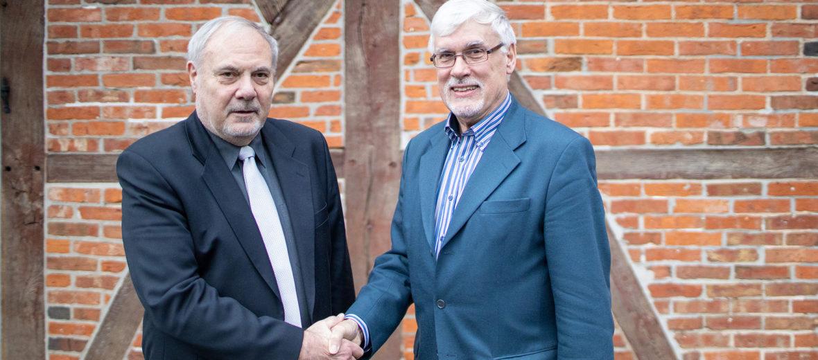 Freidhelm Wenck, Dr.Wolfgang Herzog
